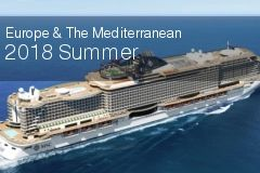 7 Nights  Mediterranean Cruise Brand New Symphony of the Seas (FLY&CRUISE)
