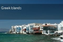 7 Nights Greek Islands From Izmir